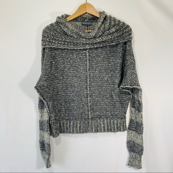 Anthropologie Wooden Ships Knit Sweater